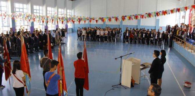 Pazaryeri'nde 19 Mayıs Atatürk'ü Anma Gençlik Ve Spor Bayramı Kutlamaları
