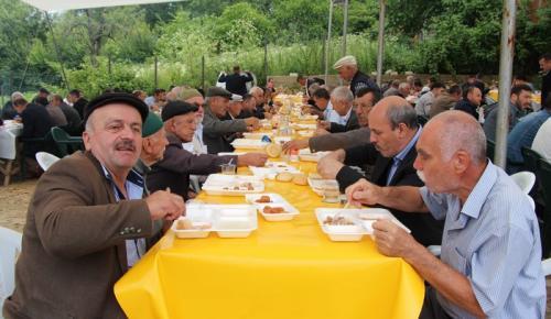 Pazaryeri'nde 4 Köy Birlikte Yağmur ve Şükür Duası Yaptı