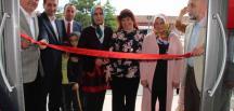 Pazaryeri Halk Eğitim Merkezi Yıl Sonu Sergisi Açıldı (Fotoğraflı)