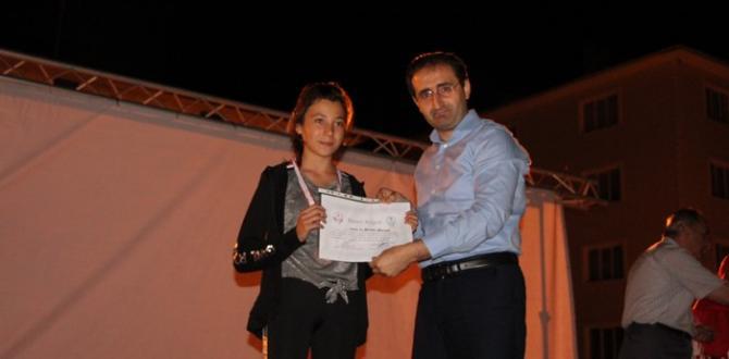 """Pazaryeri'nde """"15 Temmuz Şehit Zafer Koyuncu Dart Turnuvası Sonuçlandı"""
