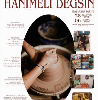 HAYDI HANIMLAR ''ÇÖMLEĞE BİR DE HANIMELİ DEĞSİN''