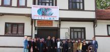 """""""ÇÖMLEĞE BİR DE HANIMELİ DEĞSİN"""" PROJESİ KAPSAMINDA İLK TOPLANTI YAPILDI"""