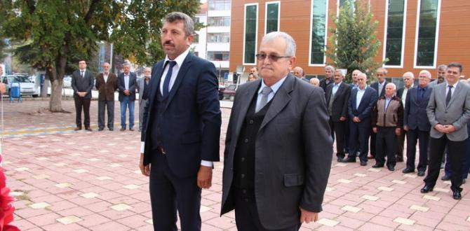 PAZARYERİ'NDE MUHTARLAR GÜNÜ YAPILAN TÖRENLE KUTLANDI