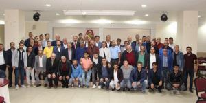 ASFK İSTİŞARE TOPLANTISI PAZARYERİ'NDE YAPILDI