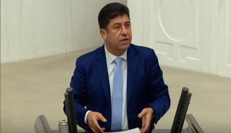 Yaşar Tüzün, İçişleri Komisyonu CHP Grup Başkanı
