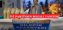 PAZARYERİ İYİ PARTİ'DEN BOZALI TANITIM