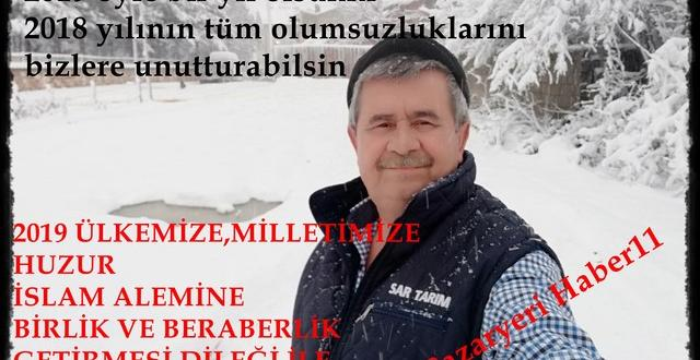 2019 TÜM İNSANLIĞA BARIŞ GETİRSİN