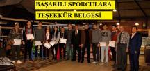Pazaryeri HEM Spor Kulübü Belge Töreni