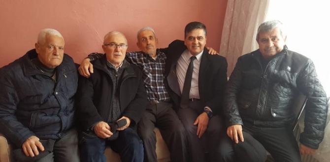 Pazaryeri'nde Giden 30 Kişilk UMRE Kafilesi Yurda Döndü
