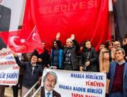 Osmaneli Belediye Başkanı Münür Şahin'e Destek