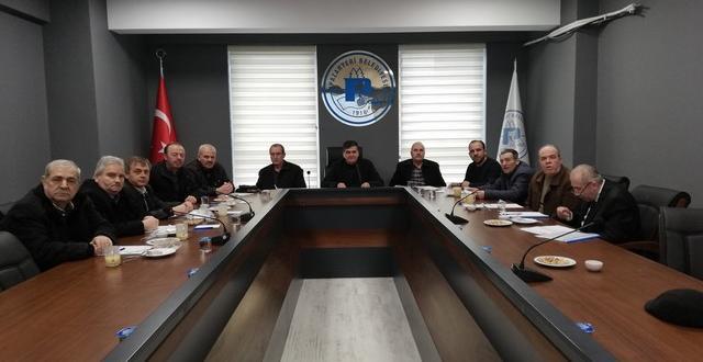 PAZARYERİ BELEDİYESİ 2019 OCAK AYI İLK MECLİS TOPLANTISI