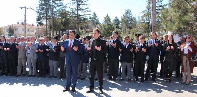 Pazaryeri'nde 18 Mart Şehitleri Anma Günü ve Çanakkale Deniz Zaferi'nin 104. Yıl Dönümü