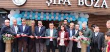 Pazaryeri'nde Şifa Boza ve Pastane İşyeri Açılışı