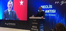 Belediye Başkanı Tekin, Marmara Belediyeler Birliği Toplantısına Katıldı