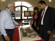Pazaryeri'nde Çanakkale Savaşları Gezici Müze Sergisi Açıldı