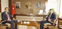 Rektör Taş' tan Pazaryeri İlçesine Ziyaret