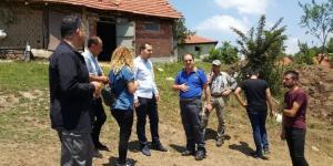 Büyükelmalı Köyünde Evi Yanan Ailenin Mağduriyeti Giderilecek