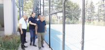 Gençlik Hizmetleri Genel Müdür Yardımcısı Ulusan'dan Pazaryeri'ne Ziyaret