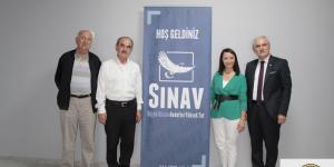 Başkan Tekin'den Bozüyük Sınav Koleji'ne Ziyaret