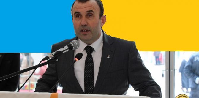 Pazaryeri Ak Parti İlçe Başkanı Soydan, Kutlama Mesajı Yayınladı