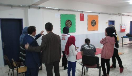 "PAZARYERİ ""CUMHURİYET KUPASI DART TURNUVASI"" SONUÇLANDI"