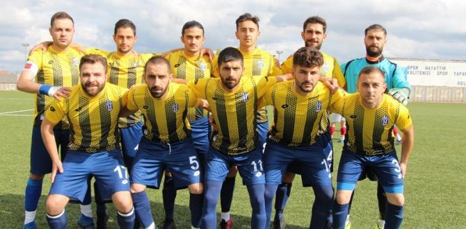 PAZARYERİ SPOR- O BİLECİK SPOR- 1