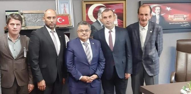 Pazaryeri Yönetimlerinden Ankara Ziyaretleri