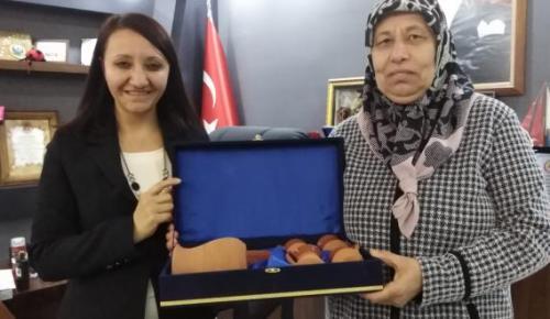 OSMANİYE'DEN PAZARYERİ'NE SEVGİ ZİYARETİ