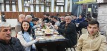 PAZARYERİ SPOR'A MORAL VE MOTİVASYON YEMEĞİ