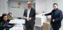 Bozüyük AK Parti'de delege seçimleri yapıldı