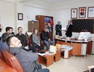 PAZARYERİ'NDE BAŞARILI ÖĞRETMENLERE TEŞEKKÜR BELGESİ
