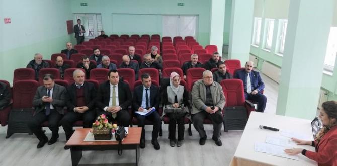 Pazaryerinin Tarihi ve Kültürünü Araştırma Komisyonu Toplandı