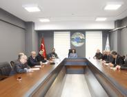 Pazaryeri Belediyesi Meclisi Şubat Ayı Toplantısı Yapıldı