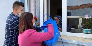 Pazaryeri Belediyesi Yaşlıları Yalnız Bırakmıyor Hayır Dua Alıyor
