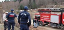 Yasak Dinlemeyen Piknikçiler Yangın Çıkardı