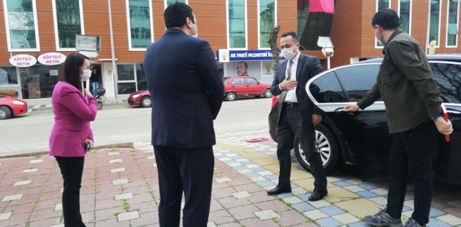 Bilecik Valisi Şentürk, Pazaryeri'nde Vefa Sosyal Destek Grubunu ziyaret etti