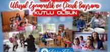 """""""COŞKUMUZ, MUTLULUĞUMUZ YÜZ YIL ÖNCEKİ GİBİ"""""""