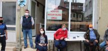 Pazaryeri'nde Kahveci ve Lokantacıların yüzü güldü