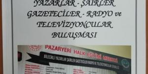 Bilecik'te yetişen Şair, Yazar ve Gazetecileri anlatan kitap basıldı