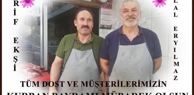 PAZARLI BEY KASABI'NIN BAYRAM KUTLAMASI