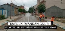 Pazaryeri Belediyesi Kurban Bayramına Hazırlanıyor