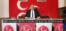 Pazaryeri MHP de Bayrak Değişimi