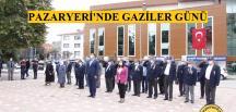 Pazaryeri'nde Gaziler Günü Kutlandı