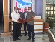 Sınav Koleji'nden Camiler ve Din Görevlileri Haftasında Anlamlı Ziyaretler