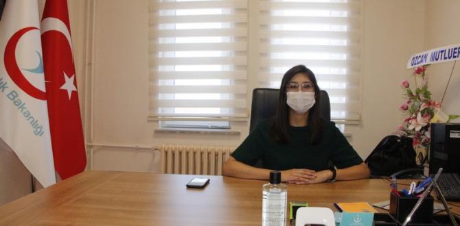 Pazaryeri İlçe Hastanesinin Yeni Başhekim'i Çetin, Oldu