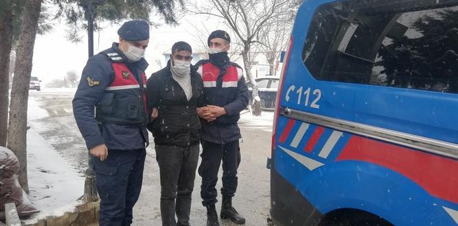 Polis ve Jandarma'dan Depo Hırsızlarına Suçüstü