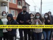 EN GÜZEL 14 ŞUBAT'I ONLAR YAŞADI VUSLAT SONA ERDİ