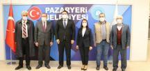 AK Parti MKYK Üyesi ve Eskişehir Milletvekili Karacan Pazaryeri ilçesini ziyaret etti.