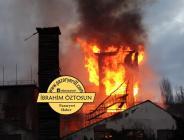 Pazaryeri'nde Çıkan Yangın Kontrol Altına Alındı