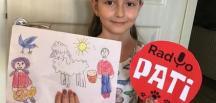 Pazaryerili Minik Kızımız Türkiye 1. Oldu